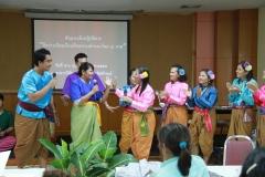 สัมมนาฝึกอ่านเขียนเรียนร้อยกรองทำนองไทย 4 ภาค 5-6 ก.พ.2554